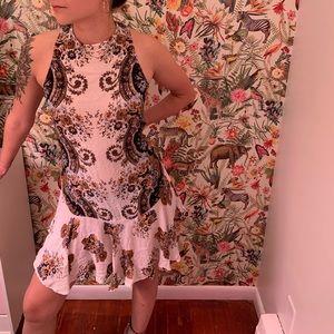 Free people floral dress!